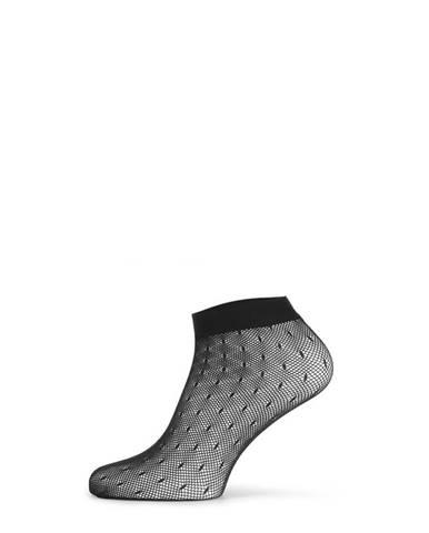 Sieťované ponožky Fishnet II