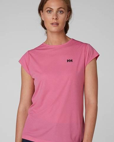 Dámske ružové športové tričko