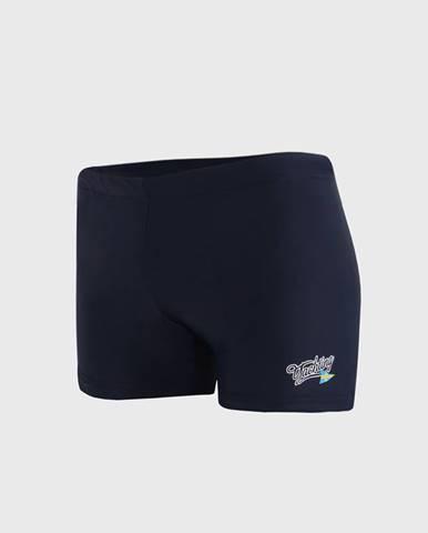 Modré kúpacie boxerky Yachting