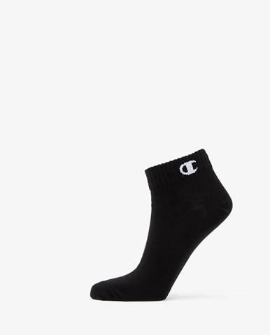 Champion 3Pack Ankle Socks Black