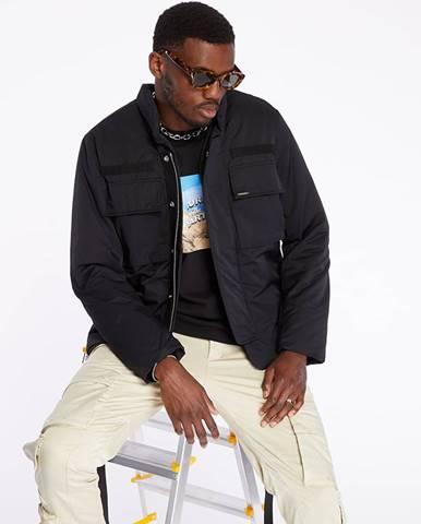 Stampd Flak Jacket With Vest Black