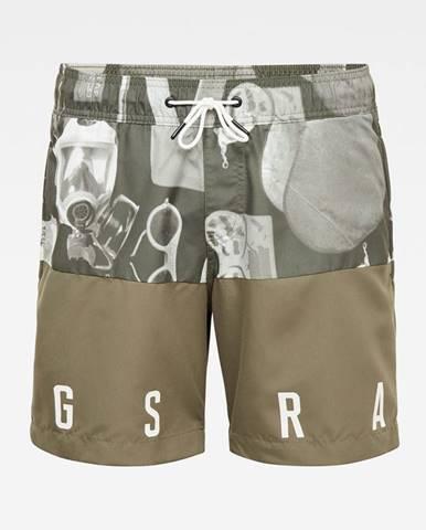 G-Star Raw - Plavkové šortky