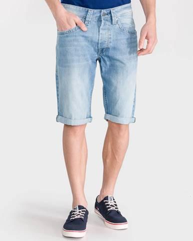 Pepe Jeans Cash Kraťasy Modrá