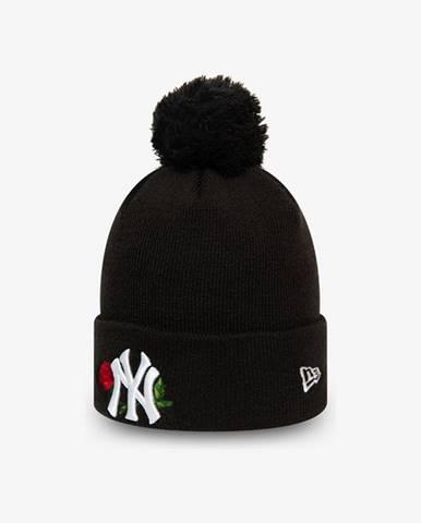 New Era New York Yankees Zimná čiapka Čierna