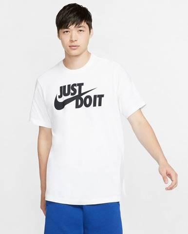 Nike Tričko Biela