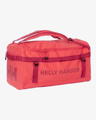 Helly Hansen Classic Duffel Medium Cestovná taška Červená Ružová