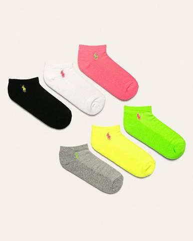 Polo Ralph Lauren - Ponožky (6-pak)