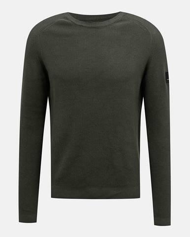 Kaki sveter Redefined Rebel