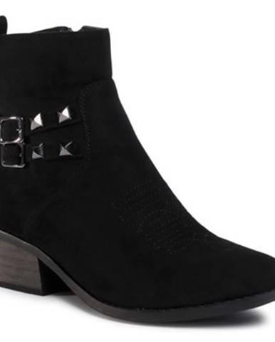 Členkové topánky Jenny Fairy WS16160-06 Materiał tekstylny