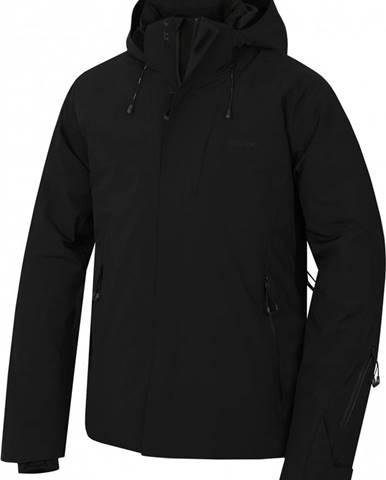 Husky  Gopa M čierna, XL Pánska lyžiarska bunda