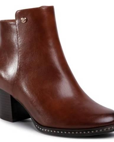 Členkové topánky  WYL1891-6 koža ekologická